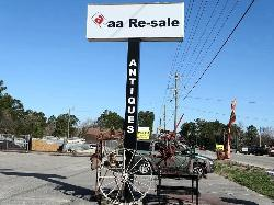 AAA Resale Antiques & Collectibles