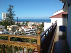 view from balcony looking the other way