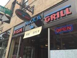 Nikka Fish & Grill