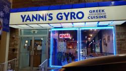 Yanni's Gyro