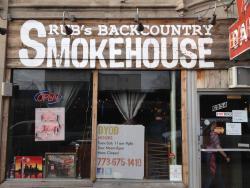 Rub's Backcountry Smokehouse