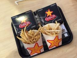 Carl's Jr. (VivoCity)