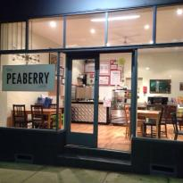 The Peaberry Cafe