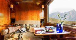 The Blue Train - Luxus Trains