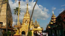 Kyaik Hmaw Wun Ye Lai Pagoda