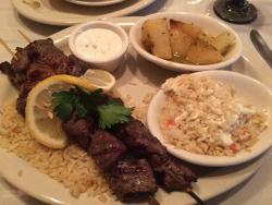 The Athenian Greek Restaurant