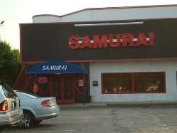 Samurai Japanese Steak House