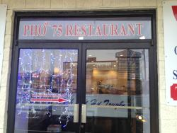 Pho 75 Washington