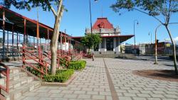 Old Atlantic Rail Station