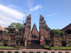 Pura Dalem Bentuyung Temple