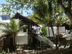 Chambres et jardin