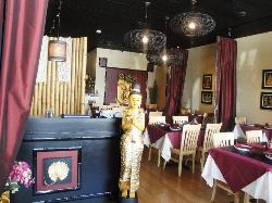 Golden Buddha Thai