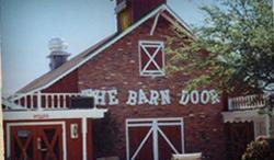 Barn Door & Pecos Depot