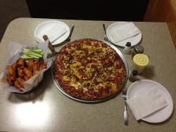 Lena's Pizza Parlor