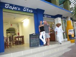 Baja's Stop