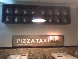 Pizza Taxi Costa Del Sol