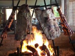 El fogon asador criollo