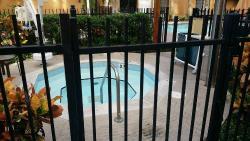 Pool was nice.