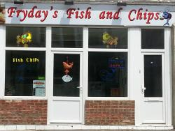 Frydays Fish and Chips