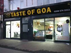 Taste of Goa