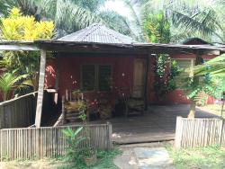 Our two bedroom bungalow