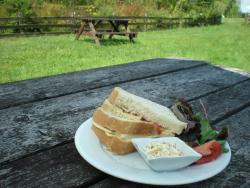 Manvell Farm Tea Room