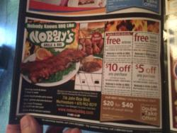 Nobody's Sports Grille & BBQ