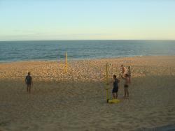 Campistas Beach