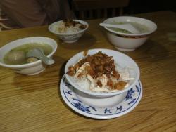 Liao Jiao Rice Noodle Soup