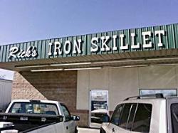 Rick's Iron Skillet