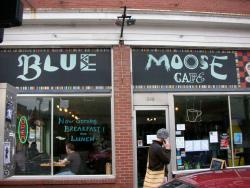 The Blue Moose Cafe
