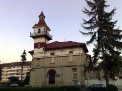 Town Hall of Targu Ocna