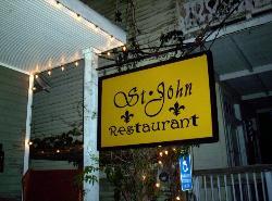 The St. John Restaurant - Moved