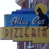 ‪Alley Cat Pizzeria‬