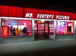 Mr Ventry's Pizza