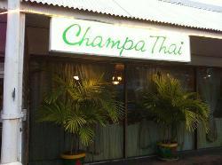 Champa Thai of Kailua