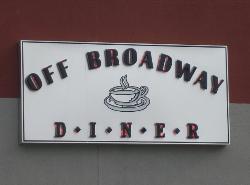 Off Broadway Diner