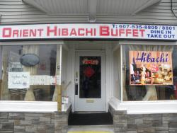 Orient Hibachi Buffet