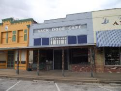 Back Door Cafe and Coffee Shop