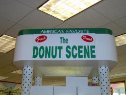 The Donut Scene