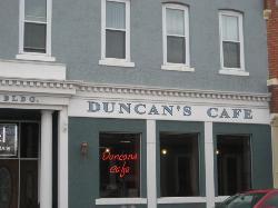 Duncan's Cafe