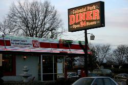 ‪Colonial Park Diner‬