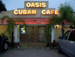 Oasis Cuban Cafe