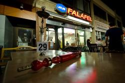 Layla's Falafel & Greenleaf Cafe