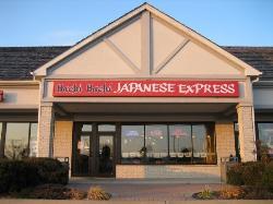 Hachi Hachi japanese Express