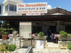 Devonshire Restaurant