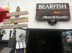 Bearfish Bar & Grill