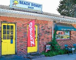 Beach Donut Shop