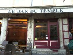 Bar du Temple