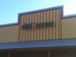 Deer Creek Fire and Stone
